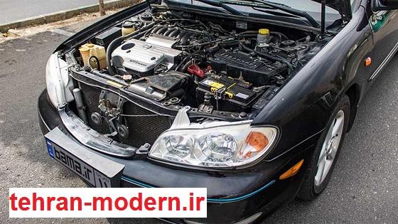 تعمیر موتور ماکسیما
